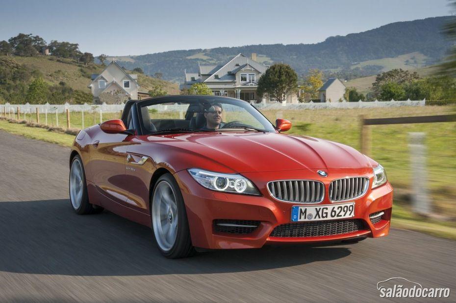 BMW Z4 - Foto 8