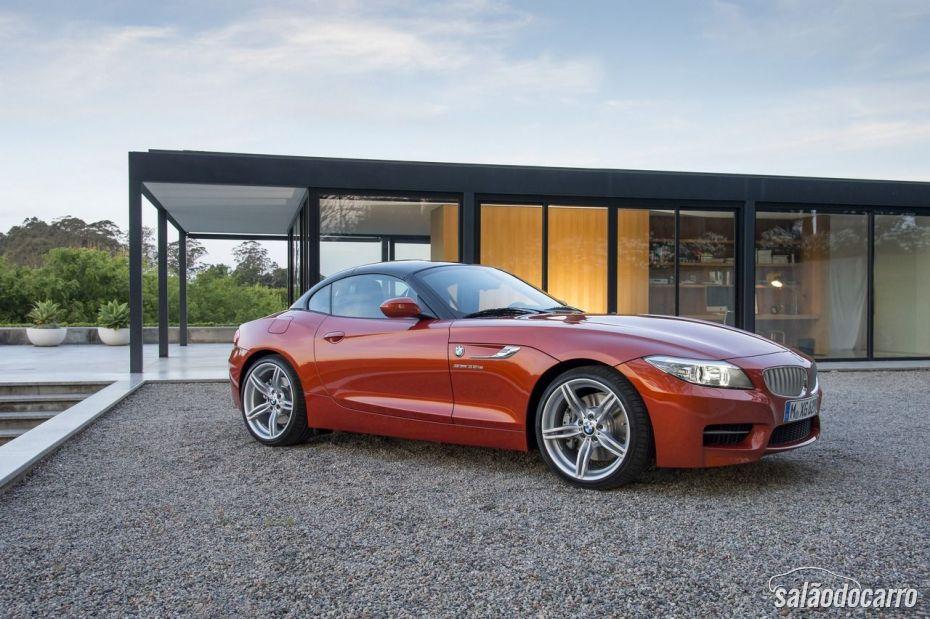 BMW Z4 - Foto 9