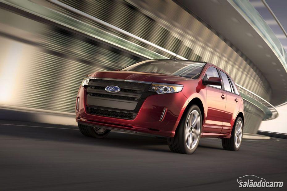 Ford Edge 2013 - Foto 1