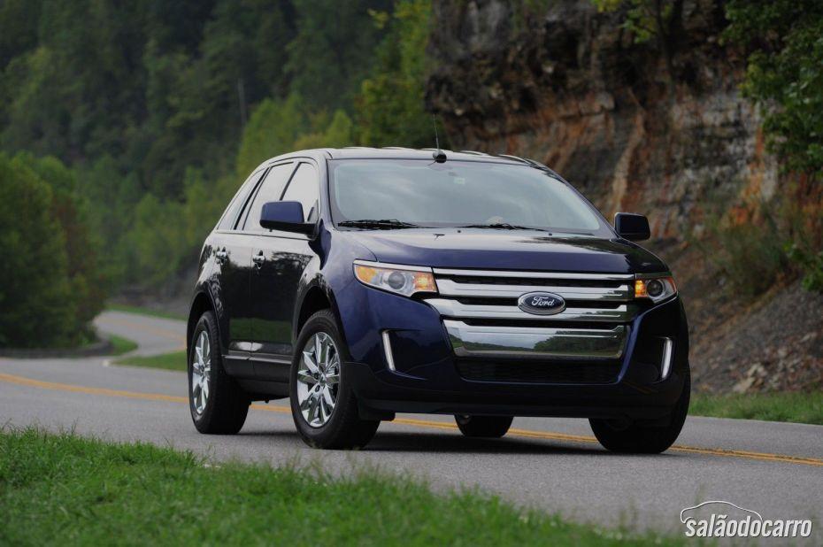 Ford Edge 2013 - Foto 6