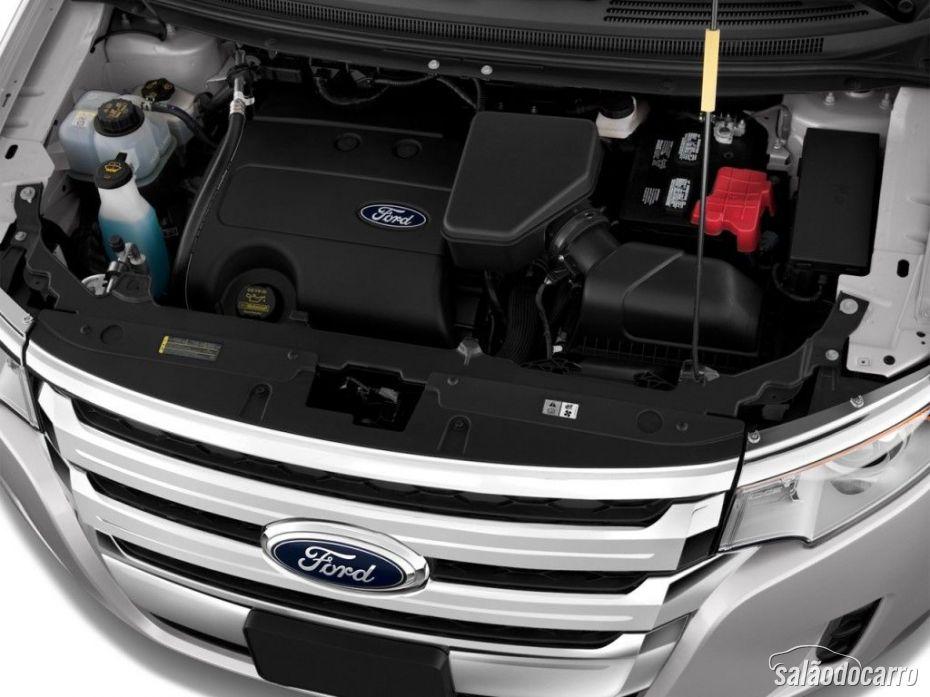 Ford Edge 2013 - Foto 8