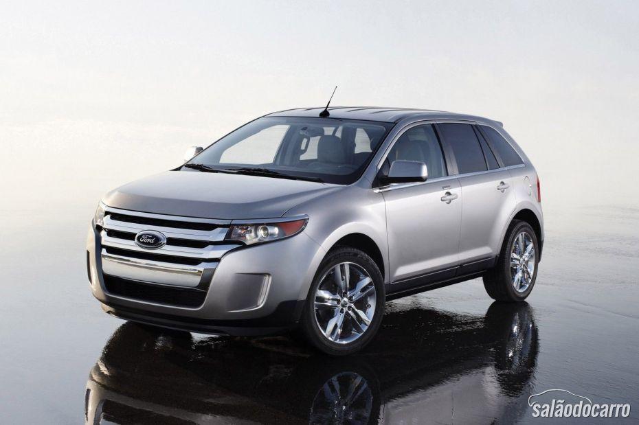 Ford Edge 2013 - Foto 10