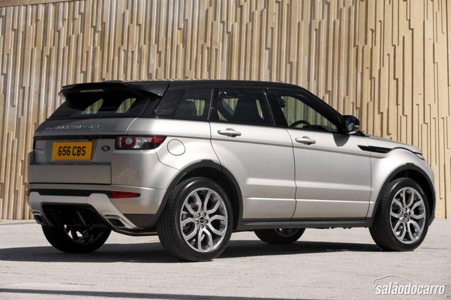 Range Rover Evoque - Foto 1