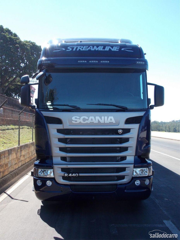 Scania Streamline R440