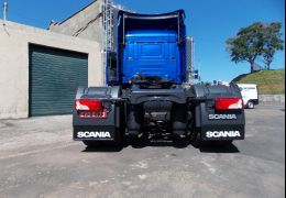 Scania Streamline - Traseira