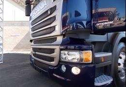 Scania Streamline R480 - Detalhe da frente