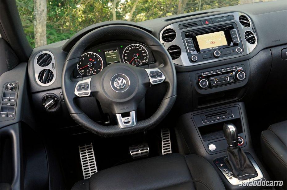 Volkswagen Tiguan R-Line - Interior