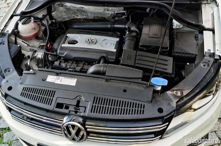 Motor TSFI 2.0 turbo