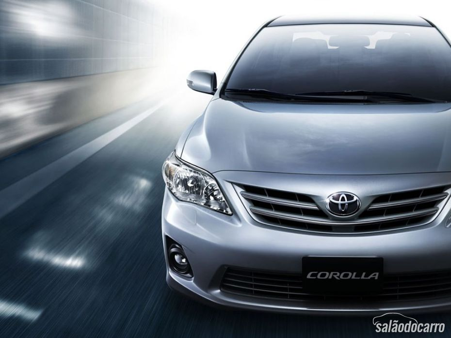 Toyota Corolla - Foto 1