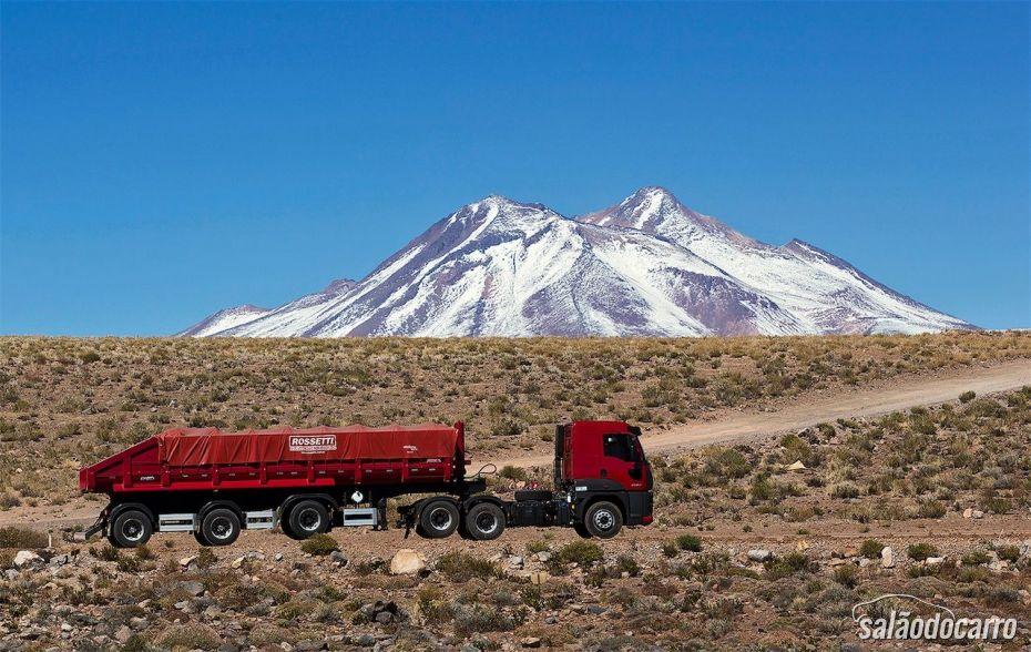 Ford Cargo Extrapesado - Foto 4