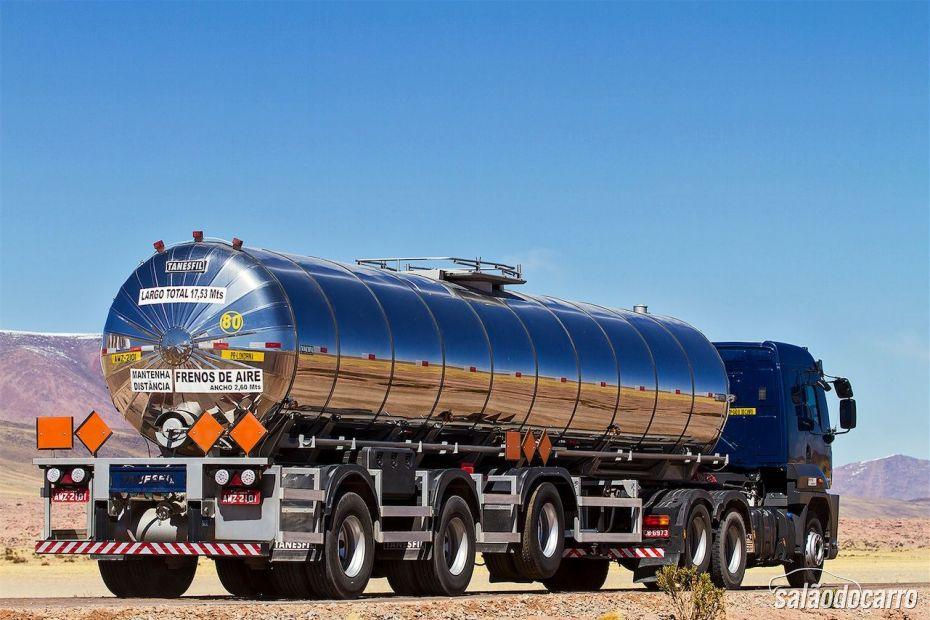 Ford Cargo Extrapesado - Foto 5