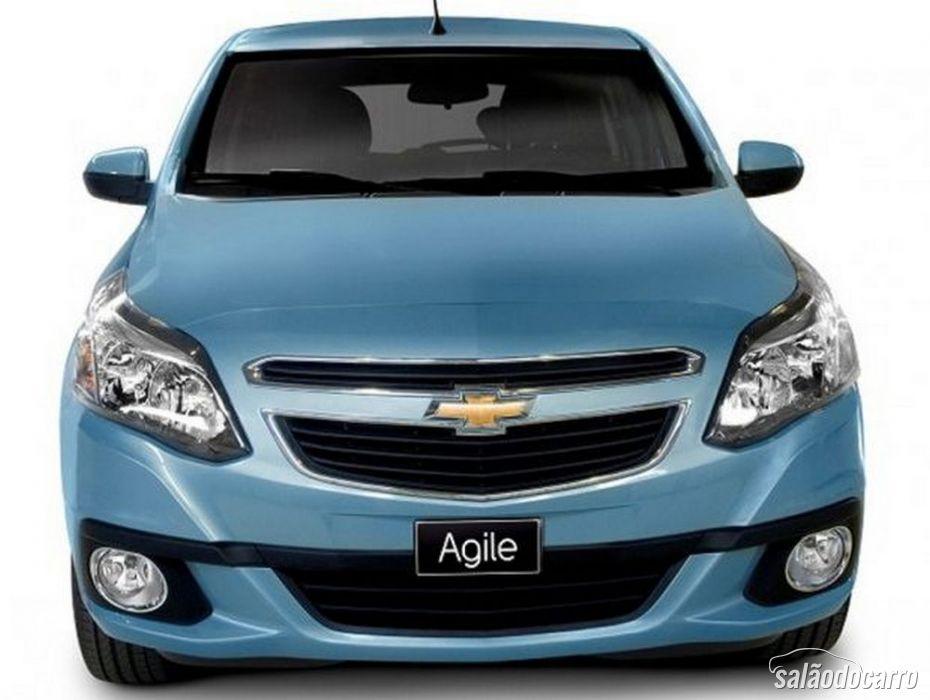 Novo Chevrolet Agile  - Foto 2
