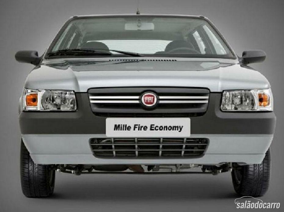 FIAT UNO 1.0 MPI MILLE FIRE ECONOMY 8V FLEX 2P MANUAL 2013