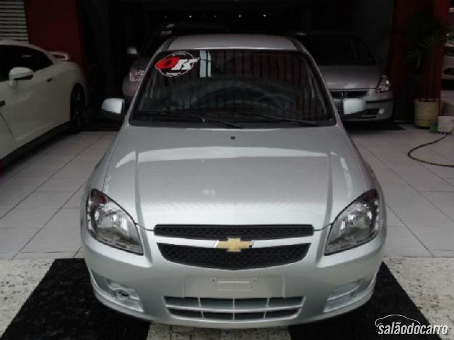 CHEVROLET CELTA 1.0 MPFI VHCE LS 8V FLEXPOWER 2P MANUAL 2013