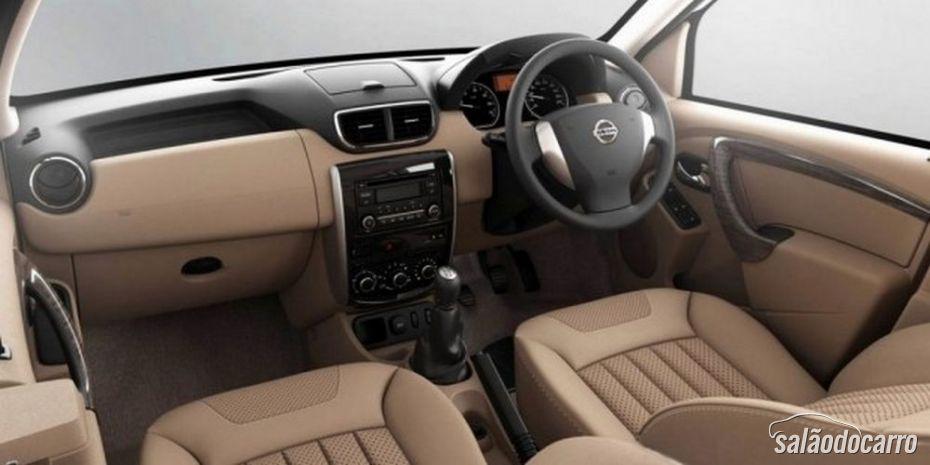 Nissan Terrano Design