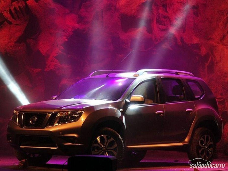 Nissan Terrano Potência
