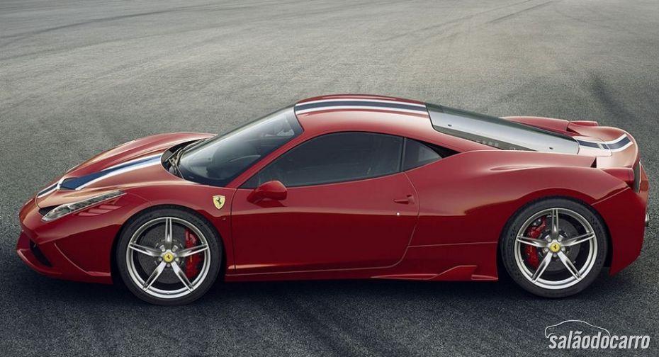 458 Speciale – o carro esportivo da Ferrari