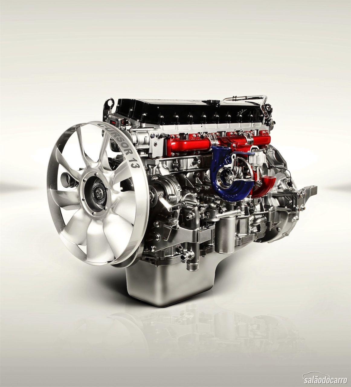 Motor FPT Cursor 13 - Iveco Stralis Hi-Way