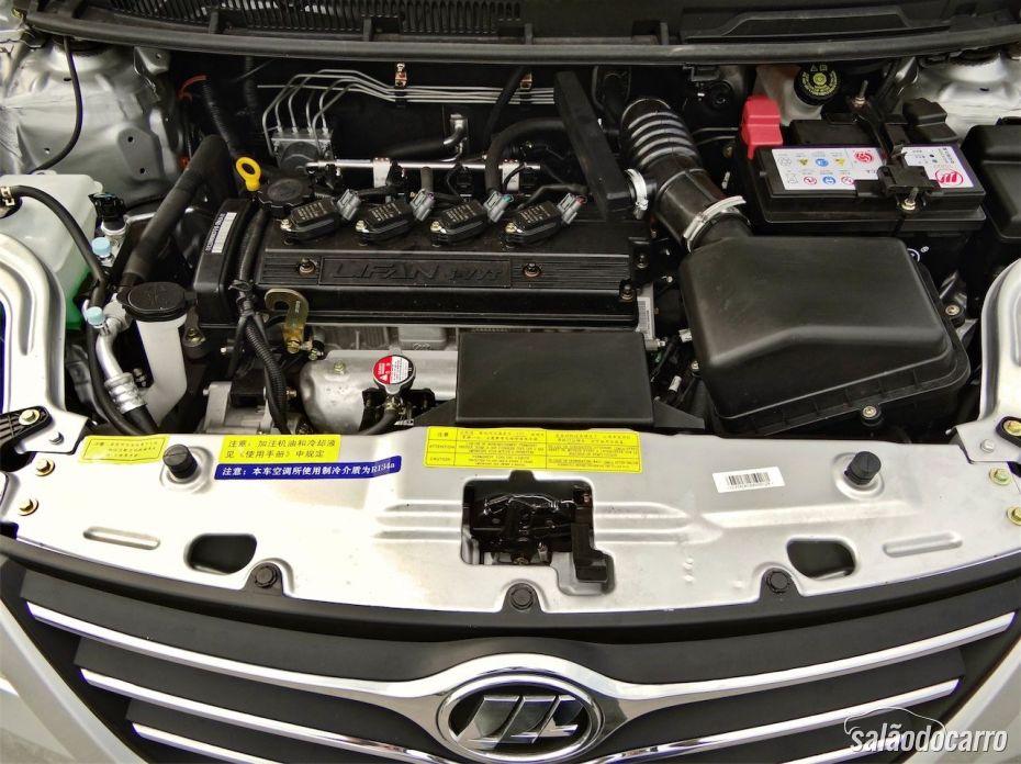Motor do Lifan 530