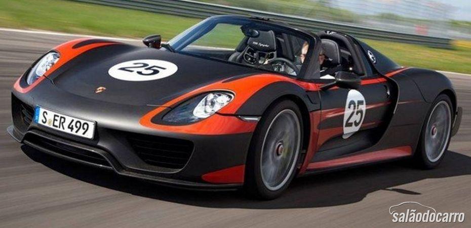 Porsche 984 Spyder