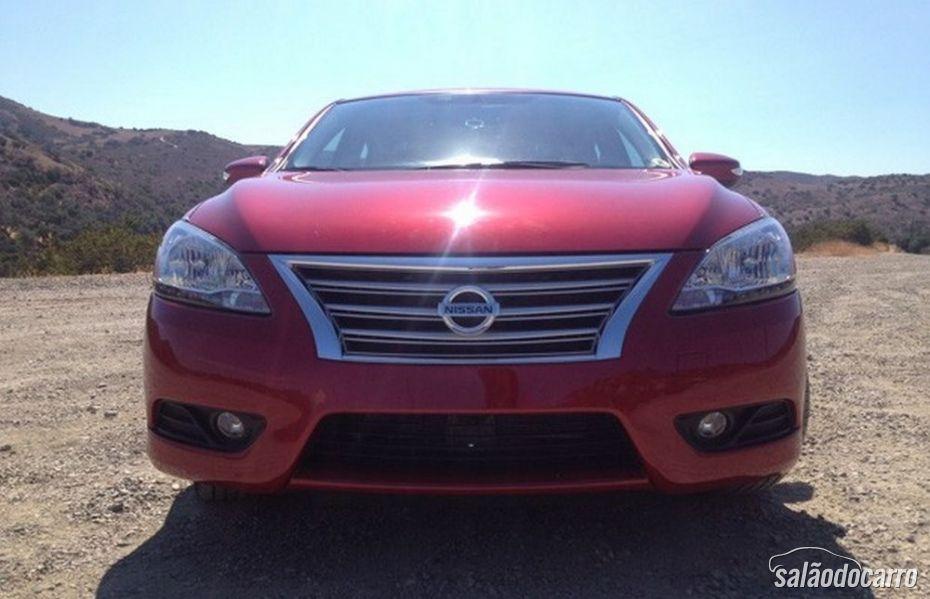 Nova Geração do Nissan Sentra