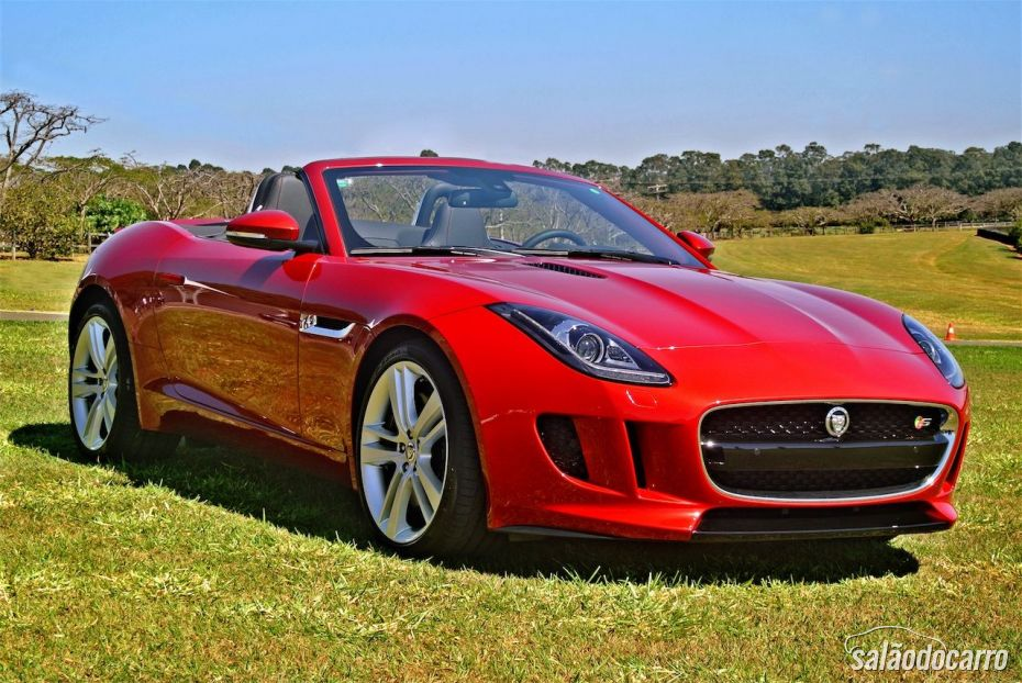 Jaguar F-type - Foto 1