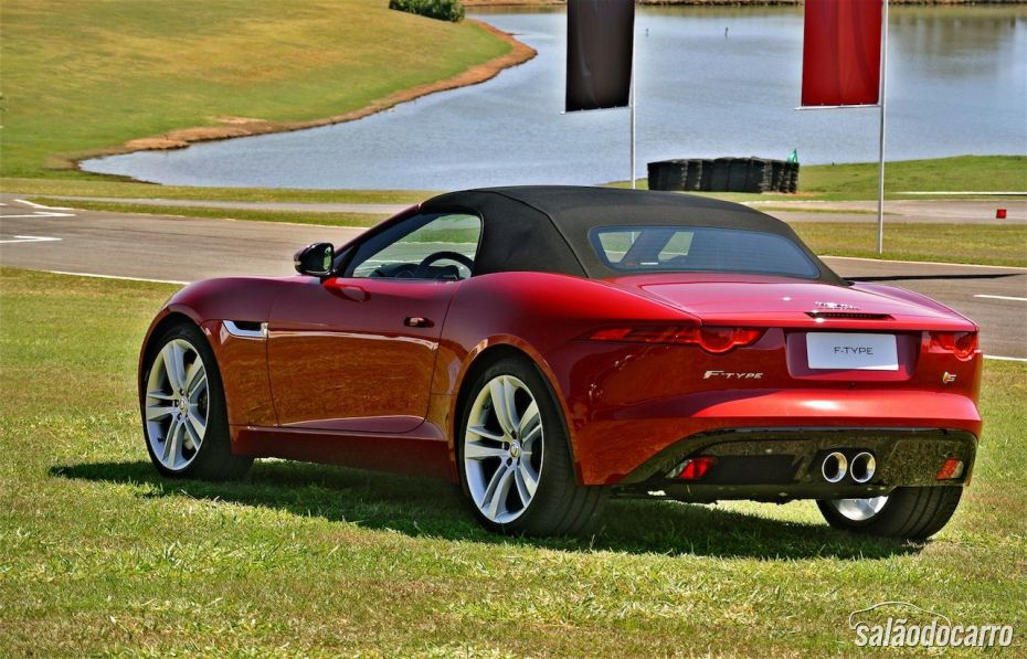 Jaguar F-type - Foto 4