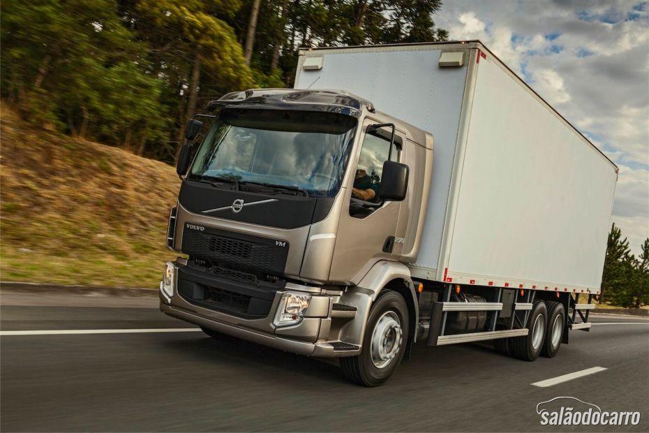 Volvo VM - Foto 3