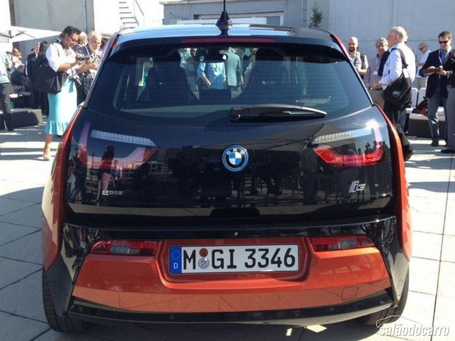 BMW i3 Carro Elétrico