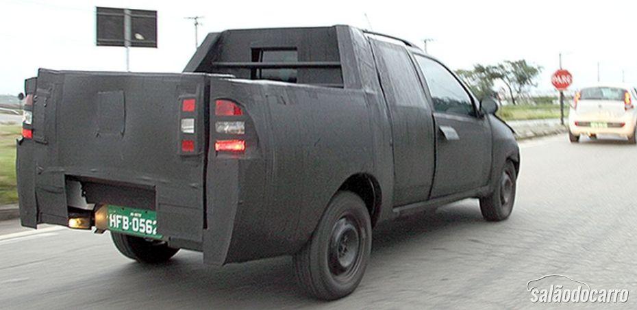 Novo Fiat Strada