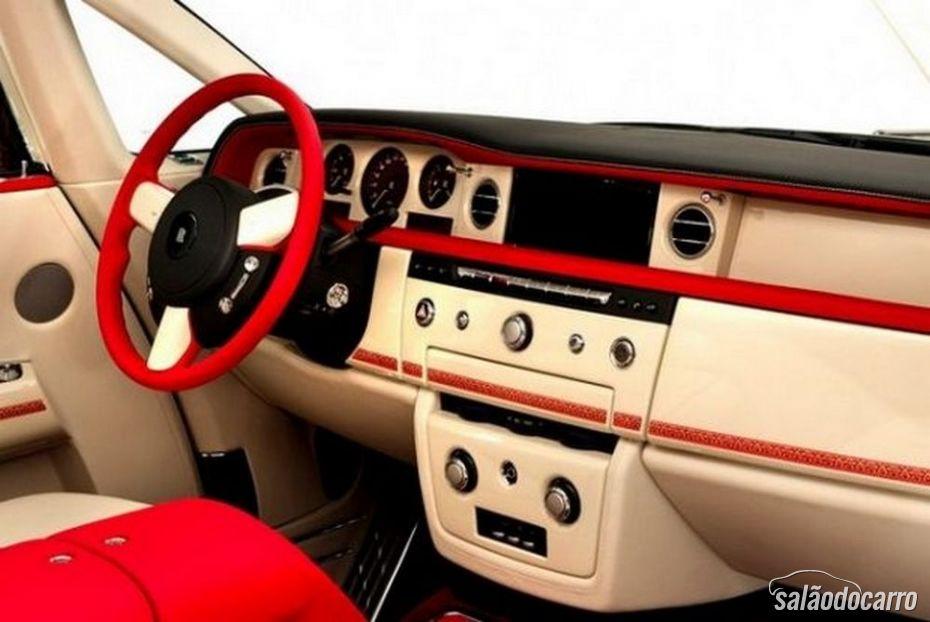 Rolls Royce Phantom Ruby
