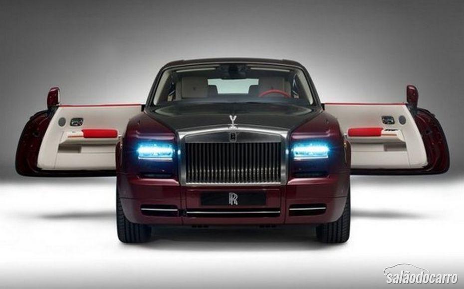 Rolls Royce Ruby Edition