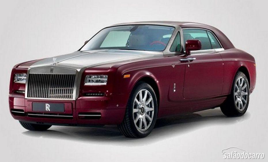 Rolls Royce Phantom Ruby Edition