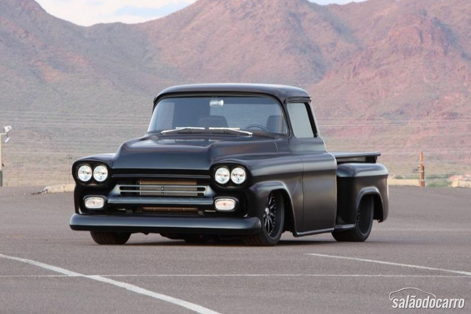 Truck Chevy 1958