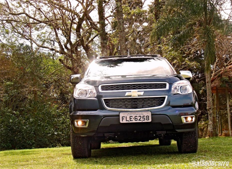 Chevrolet S10 - Foto 1