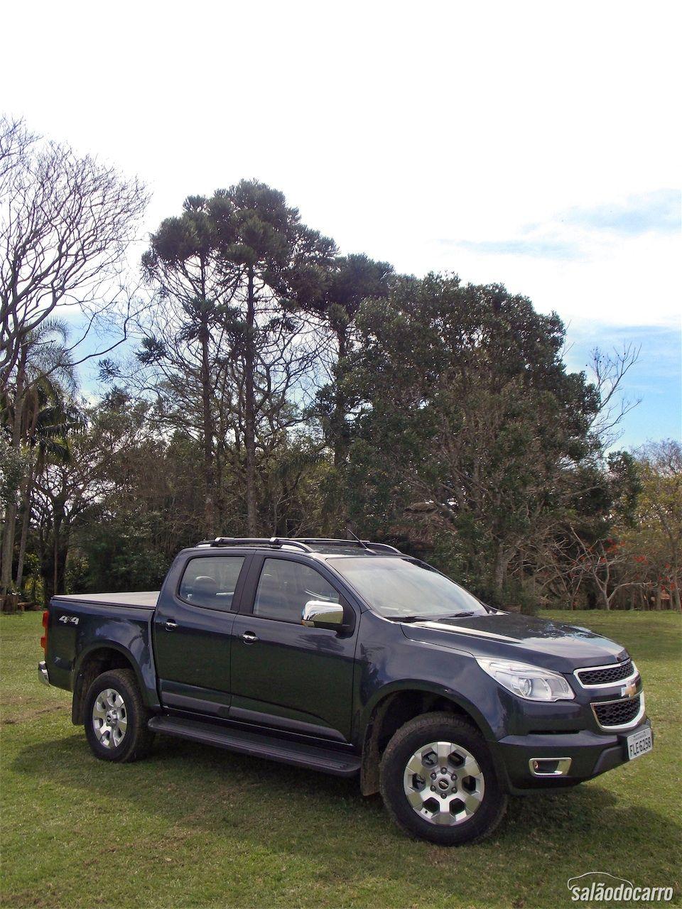 Nova Chevrolet S10