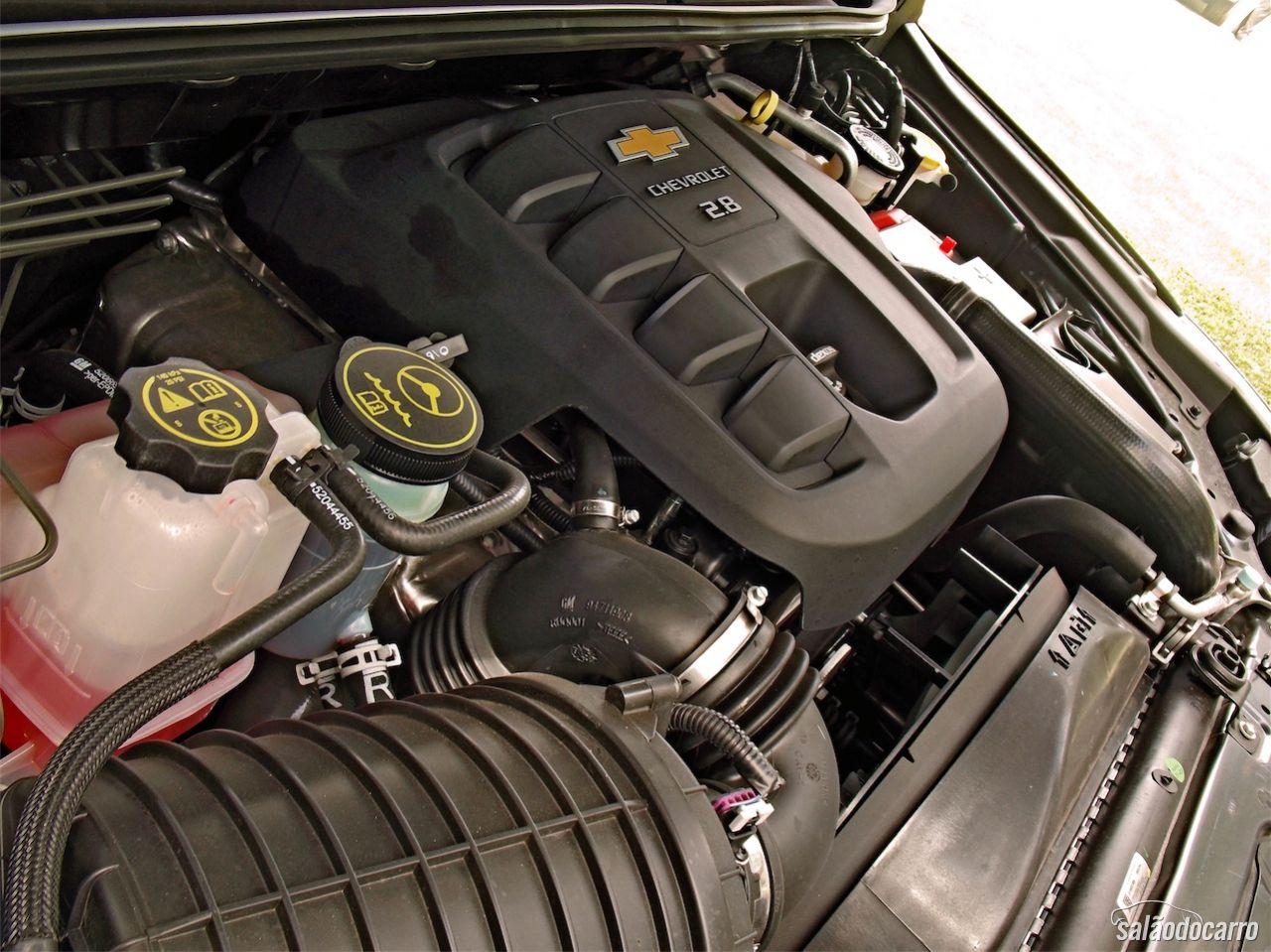 Motorização da Nova Chevrolet S10 e Trailblazer