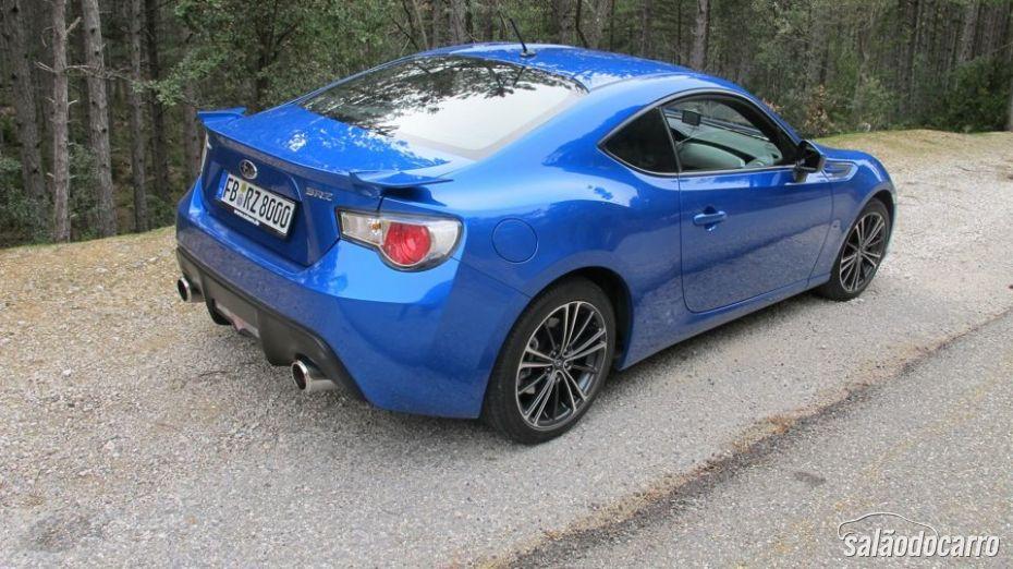 Subaru BRZ 2013 EUA