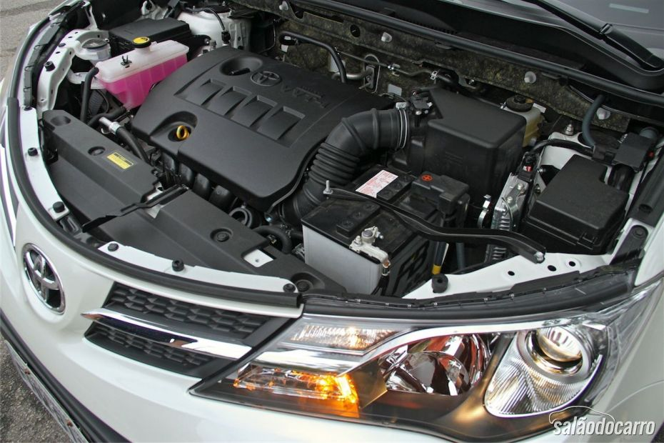 Motorização da RAV4