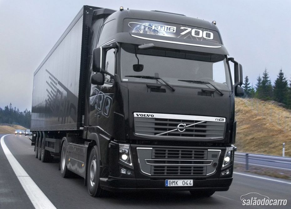 FH16 700 Volvo