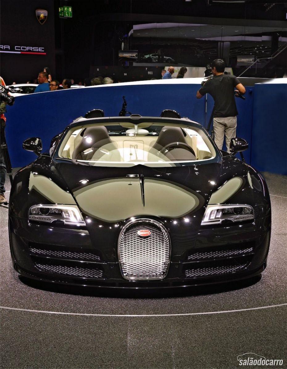 Bugatti Veyron Jean Bugatti Edition