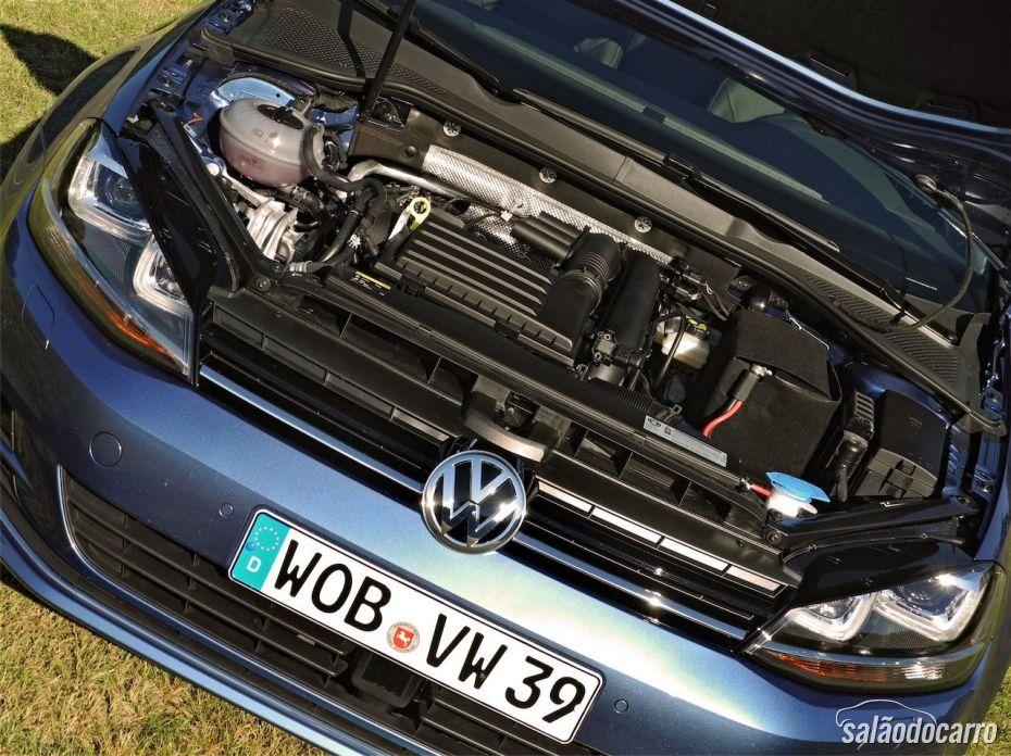 Motorização do Golf 7