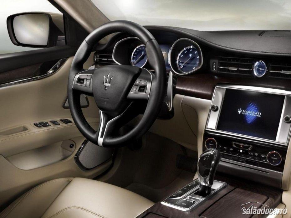 Edição de Luxo da Maserati