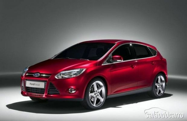 Novo Ford Focus Hatch