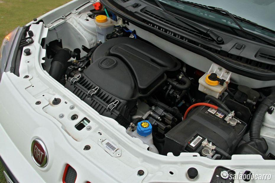 Motorização do Fiat Uno College