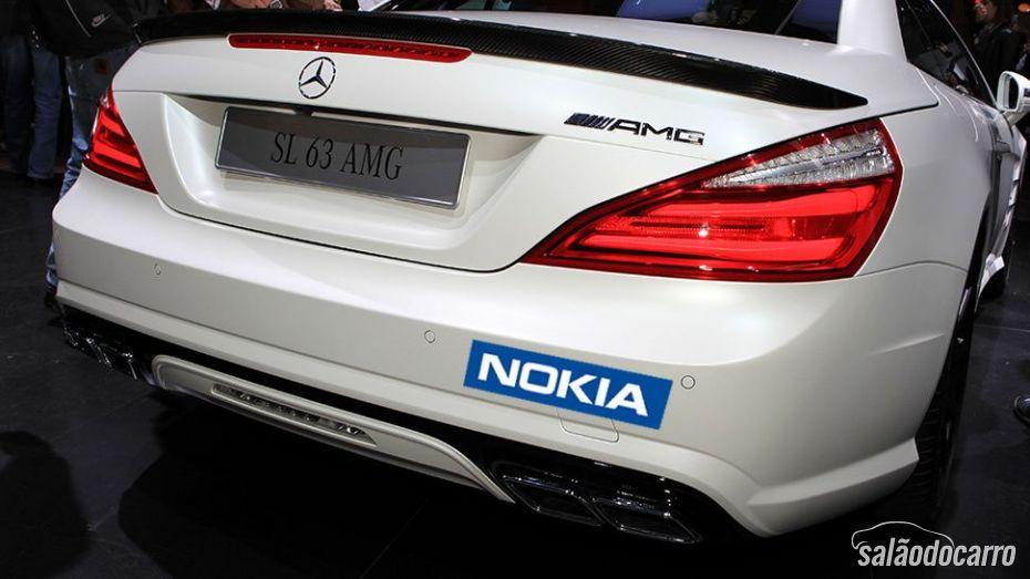 Mercedes-Benz Nokia