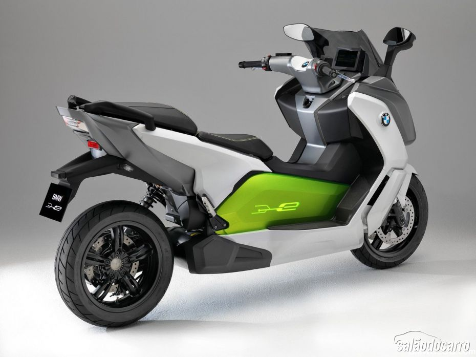 Scooter BMW C Evolution