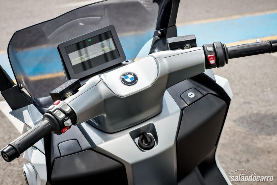 BMW Scooter C Evolution
