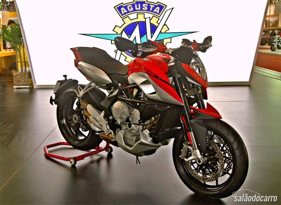 MV Agusta Rivale 800 cc