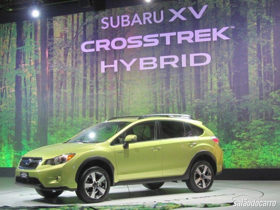 Subaru XV Crosstrek Hibrido 2014